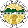 Coat of arms of Pouce Coupe
