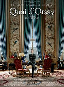 Quai d'Orsay (film) - french poster.jpg