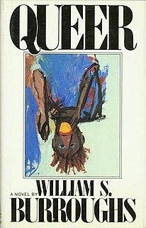 <i>Queer</i> (novel) novel by William S. Burroughs