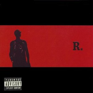 R. (album) - Image: R Kelly R. (album cover)