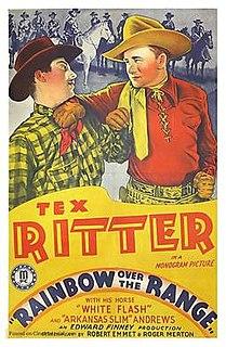 <i>Rainbow Over the Range</i> 1940 film