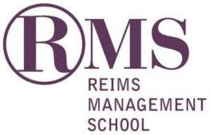 Reims Management School - Image: Reims Management School (logo)