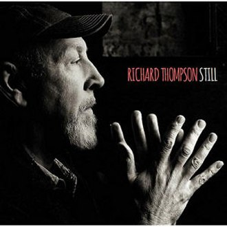 Still (Richard Thompson album) - Image: Richard Thompson Still album cover