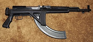 Sporterising - SKS-M sporterized with various aftermarket legal parts.