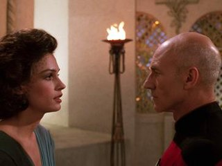 The Perfect Mate 21st episode of the fifth season of Star Trek: The Next Generation