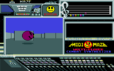 Screenshot of MIDI Maze