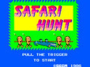 Marksman Shooting & Trap Shooting - Safari Hunt was included as the third game in the European version.