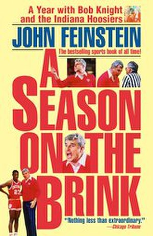 A Season on the Brink - Cover of the book