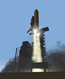 Shuttle lift-off in Orbiter.jpg