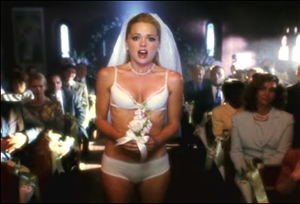 Side Order of Life - Jenny McIntyre (Marisa Coughlan) has a nightmare about her wedding day in Side Order of Life
