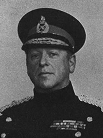 Chief of Army (Malaysia) - Image: Sir Rodney Moore