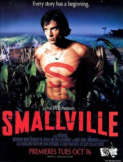 Pilot (<i>Smallville</i>) 1st episode of the first season of Smallville