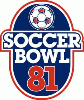 Soccer Bowl 81 Football match