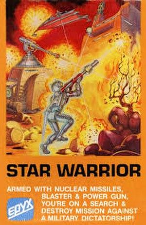Star Warrior - Star Warrior box art