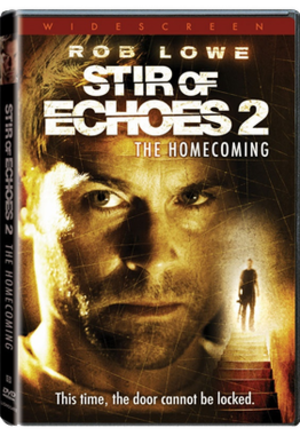 Stir of Echoes: The Homecoming - DVD cover