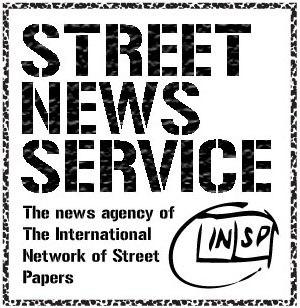 Street News Service - Street News Service logotype