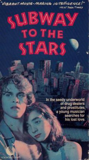 Subway to the Stars - Film poster