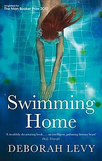Cover of Swimming Home by Deborah Levy