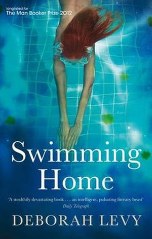 Swimming Home - Cover of Swimming Home by Deborah Levy