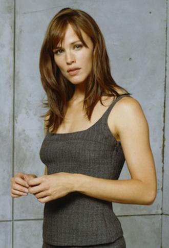 Sydney Bristow - Jennifer Garner as Sydney Bristow
