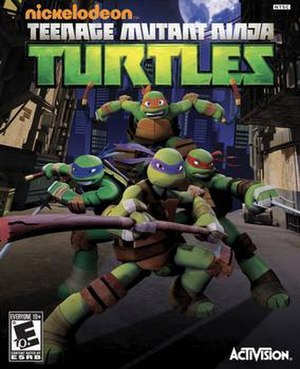 Teenage Mutant Ninja Turtles (2013 video game) - Image: TMNT 2013 Game