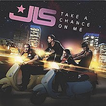 JLS — Take a Chance on Me (studio acapella)