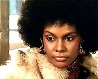 Tamara Dobson - Dobson as Cleopatra Jones, 1973.