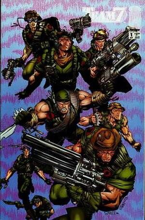Team 7 (comics)