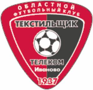 FC Tekstilshchik Ivanovo - The historical logo