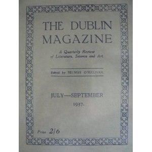 The Dublin Magazine - The Dublin Magazine, July-Sept 1937
