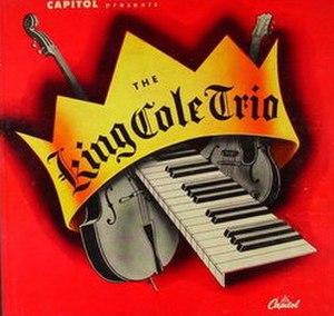 The King Cole Trio (album) - Image: The King Cole Trio
