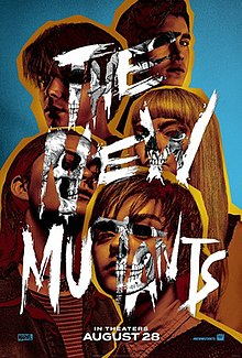 The New Mutants (film) - Wikipedia