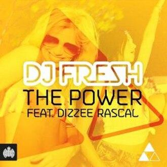 The Power (DJ Fresh song) - Image: The Power DJ Fresh