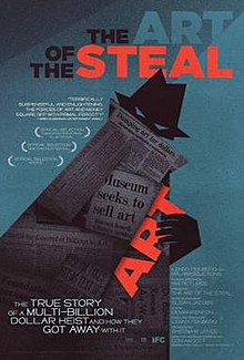 the art of the steal 2009 film wikipedia