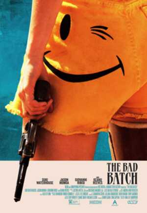 The Bad Batch - Theatrical release poster
