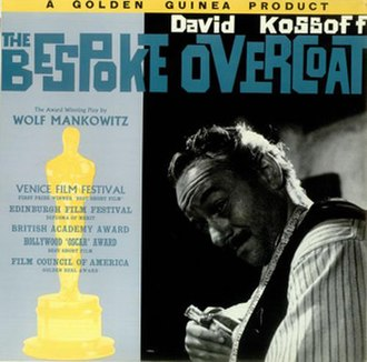 The Bespoke Overcoat - Film poster
