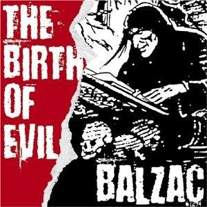 The Birth of Evil (album) - Image: The Birth of Evil (album) cover