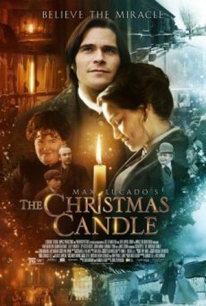 The Christmas Candle - Image: The Christmas Candle film poster