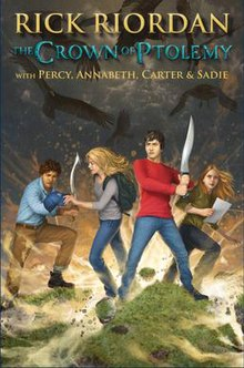 Ebook Novel Rick Riordan