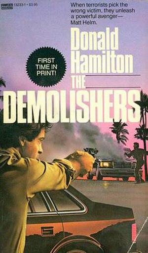 The Demolishers - 1987 paperback edition