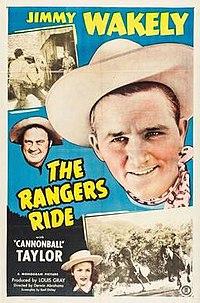 The Rangers Ride
