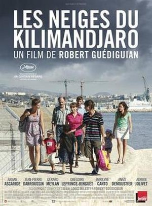 The Snows of Kilimanjaro (2011 film) - Film poster