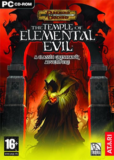 <i>The Temple of Elemental Evil</i> (video game) video game