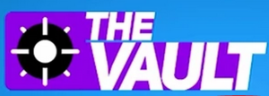 The Vault (TV channel) - Image: The Vault TV channel logo 2014