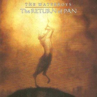The Return of Pan - Image: The Waterboys The Return of Pan 1993 Single Cover