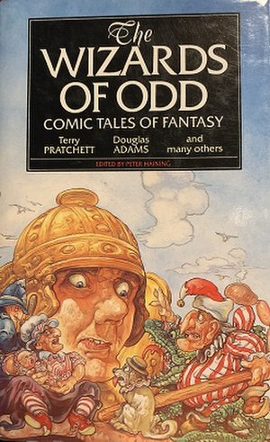 Theatre of Cruelty (Discworld) - Image: The Wizards of Odd