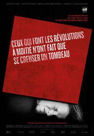 Those Who Make Revolution Halfway Only Dig Their Own Graves - Image: Those Who Make Revolution film poster