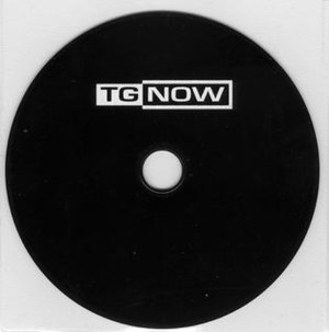 TG Now - Image: Throbbing Gristle TG Now Vinyl Picture Disc Face