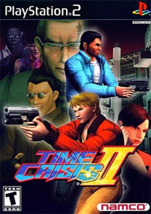 Time Crisis II - Image: Time Crisis II Coverart