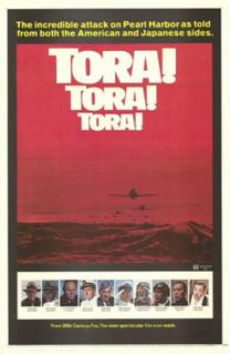 <i>Tora! Tora! Tora!</i> 1970 American-Japanese war film